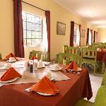 Damara Mopane Lodge Restaurant