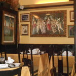 Virgilio's dining room