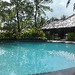 the pool nearest the beach