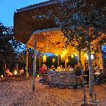 Bar Area of Etosha Village