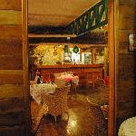 Una sala del ristorante