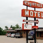 Frontier Motel - June, 2011