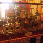 World's smallest working distillery