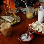 Breakfast at Sajhome