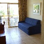 Room 176 lounge area