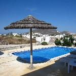Our semi-private pool