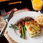 Breakfast at The Inn at Hermannhof - Hermann MO Bed and Breakfast