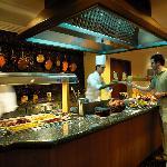 Desayuno Buffet Show cooking