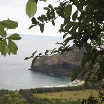 rare kauai beach view