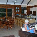 Inside 3 bdrm bungalow