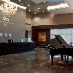 Recepción Hotel San Fernando Plaza