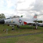 McDonnell F-101B Voodoo long range fighter
