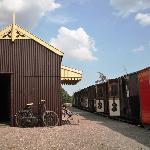 Brockford Station - Mid Suffolk Light Railway