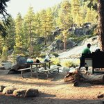 Lodgepole Campground Foto