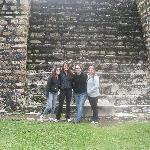Iximche Ruins with Guinness Travel