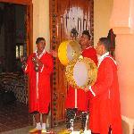 Welcome band