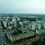 Room view - 36th floor