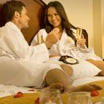 There's still time for Romance after a day shopping or in the theme parks