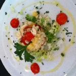 Misto De Mare - Octopus Salad
