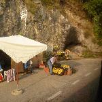 Amalfi Lemon seller