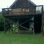 The Sinker Cabin with Private Hot tub