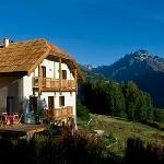 Gîte AlpeLune ligt op de flanken van Nationaal Park Les Ecrins