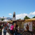 Teguise Market