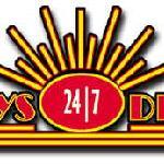 Huey's Logo