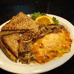 Try our Huey's Omelette!
