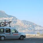 Amalfi coast cycling excursions