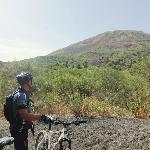 Vesuvius volcano cycling excursions
