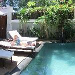 2 bed pool villa Cempaka