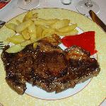 Entrecot de Buey Restaurante el Escarpin