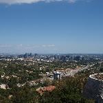 Blick auf L.A.