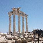 The Apollo Temple