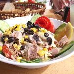 Tuna Salad at Fantasia Beach