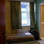 i letti e la stanza
