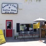 Foto de Sandi's cafe & coffee shop
