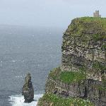 O'Briens Tower on the Cliffs
