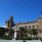 The cathedral at Palermo