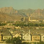 S.W view Red Rock Casino