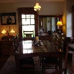 The Lake House Dining Room