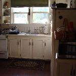 The Kitchen at the Lake House