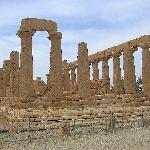 El Templo de Juno