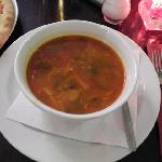 Great minestrone soup!