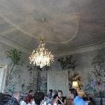 Schloss breakfast room