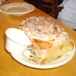 The best cinnamon roll ever!!!!