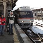 Train at Takayama