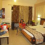 Room with family