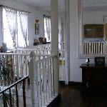 Hallway upstairs.